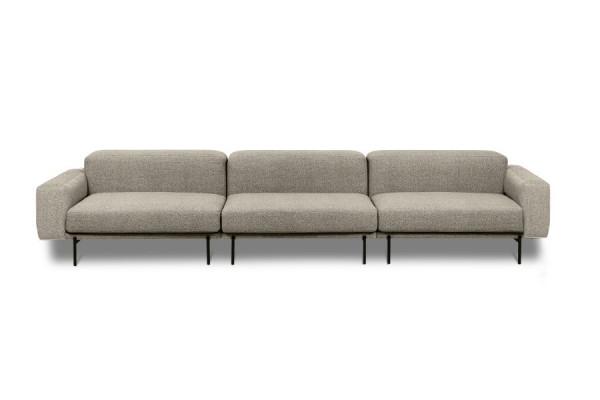London 3-personers sofa   3 sædepuder
