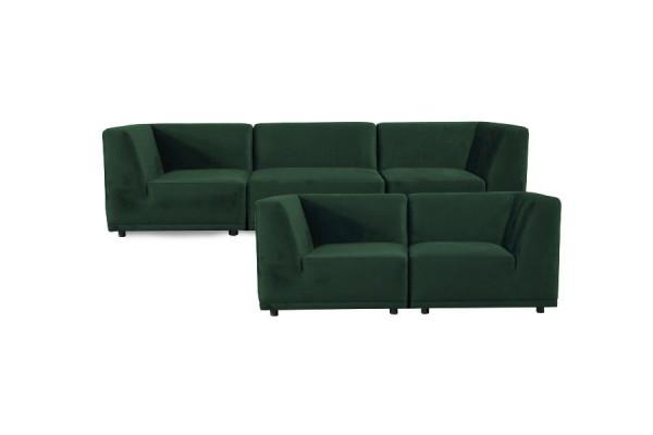 New York   sofasæt (velour)