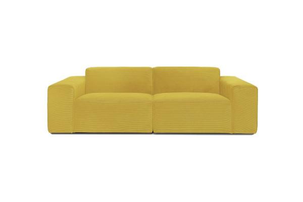Manhattan   3-personers sofa (Alfa fløjl)