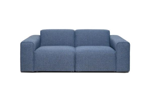 Manhattan | 2-personers sofa (Bæredygtigt stof)