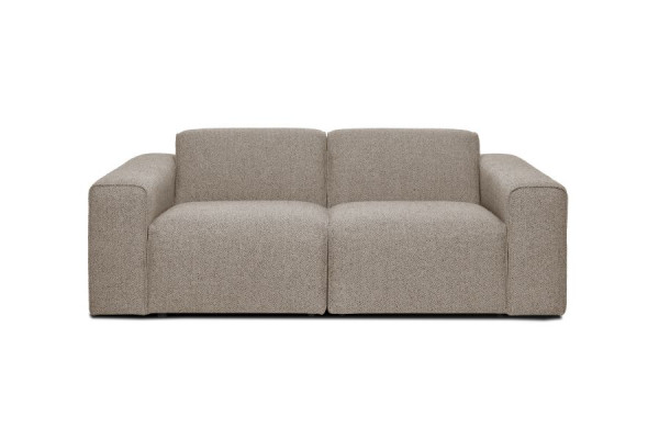 Manhattan   2-personers sofa (Bæredygtigt stof)