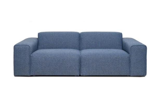 Manhattan | 3-personers sofa + puf -...