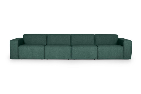 Manhattan | 4-personers sofa (Polyester)