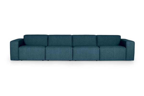 Manhattan | 4-personers sofa (Polyester)