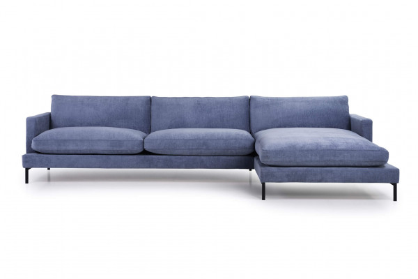 Barcelona   3-personers sofa med chaiselong...