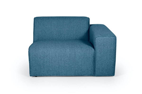 Manhattan | Modul med arm - 1,5 seater (Polyester)