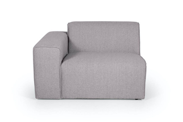 Manhattan | Modul med arm - 1,5 seater (Polyester)
