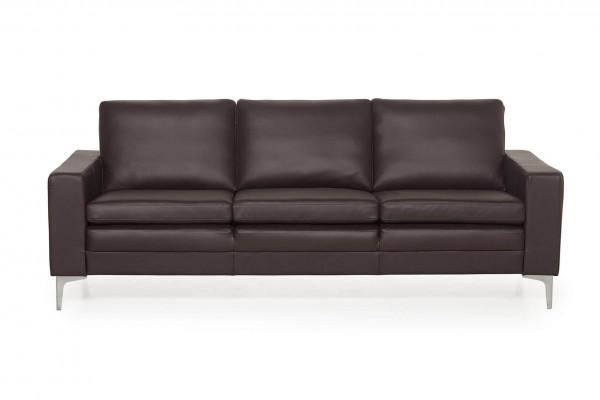 Copenhagen | 3-personers sofa (læder)