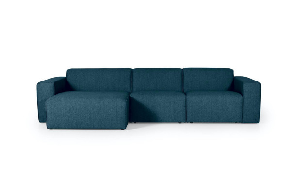 Manhattan   2-personers med chaiselong (Polyester)