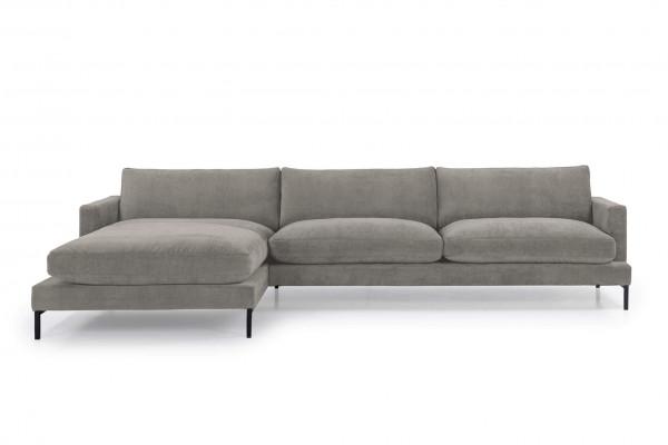 Barcelona | 3-personers sofa med chaiselong...