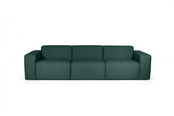 Manhattan | 3-personers sofa (polyester)