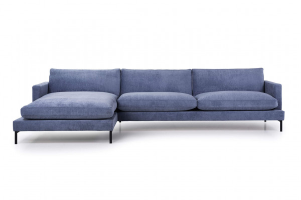 Barcelona | 2-personers sofa med chaiselong...