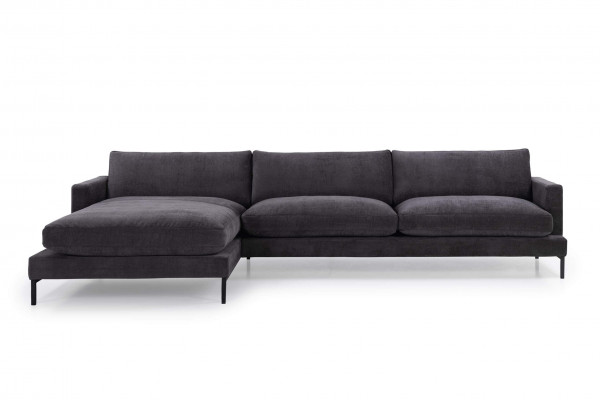 Barcelona | 2-personers sofa med chaiselong...