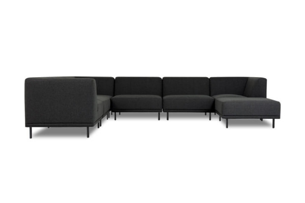 Paris| U-sofa (syv moduler)