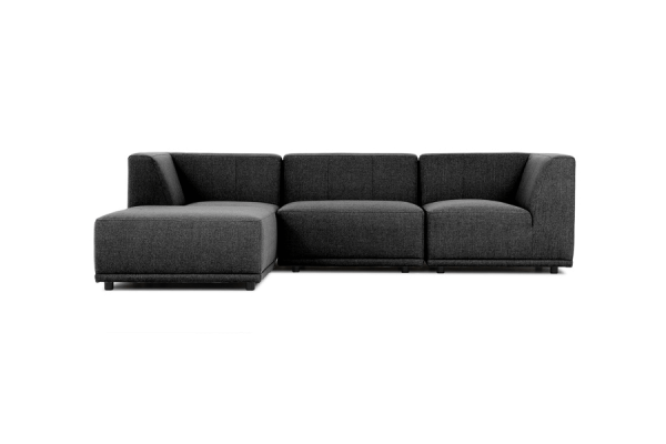 New York | Chaiselongsofa (fire moduler)