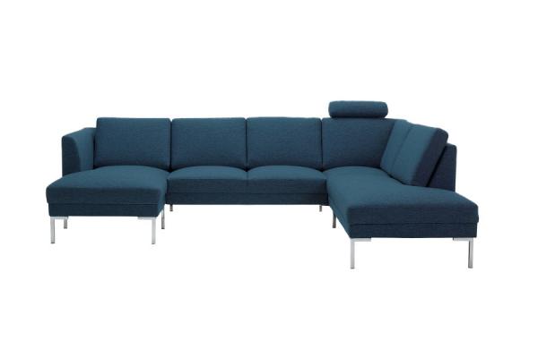 Dublin | U-sofa med nakkestøtte