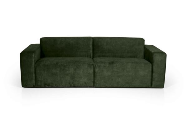 Manhattan | 3-personers sofa (2 moduler) (velour)