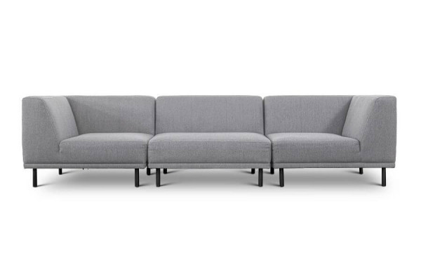 Paris | 3 - personers sofa (tre moduler)